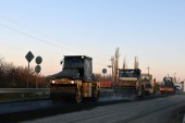 Участок трассы Морозовск – Цимлянск – Волгодонск приводят к нормативу с помощью ресайклера