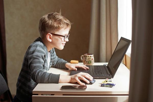 Татьяна Самсонюк: пока наращиваются мощности на электронных образовательных ресурсах, учителя занимаются со своими детьми по телефону и через скайп