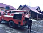 В Волгодонске произошел пожар