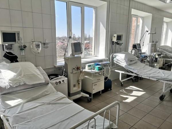 Сергей Ладанов: госпиталь готов принимать пациентов с коронавирусной инфекцией, но, я надеюсь, он не понадобится