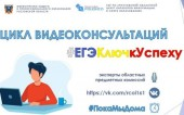 В Ростовской области стартует традиционный цикл видеоконсультаций «ЕГЭ-ключ к успеху!»