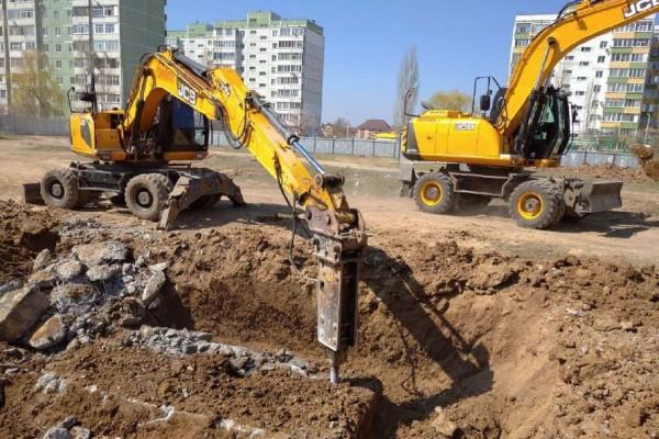 В Волгодонске началось строительство школы на 600 мест