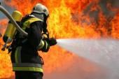 Пенсионер погиб во время пожара в Цимлянском районе