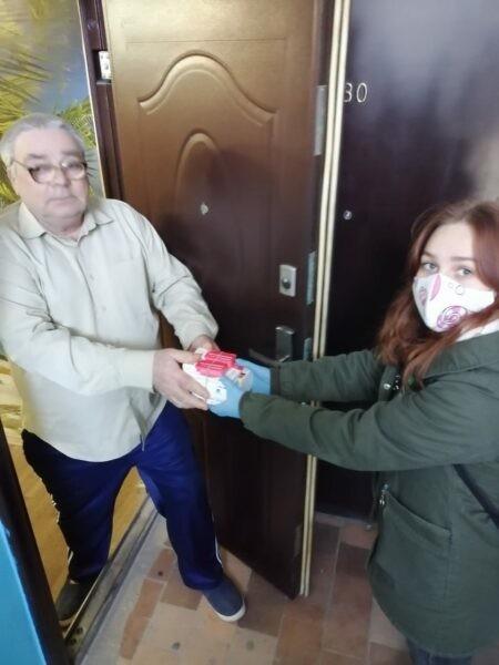 В Волгодонске работает волонтерский штаб: каждый день растут объемы помощи и число добровольцев