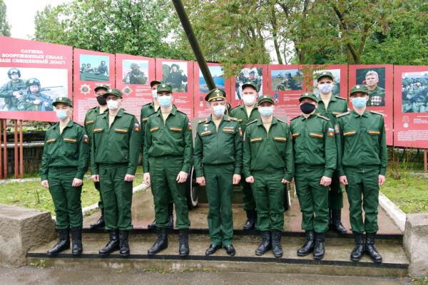 Состоялась первая в этом году отправка юношей-казаков на военную службу