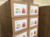 Школьники Ростовской области до 5 июня получат продуктовые наборы за май