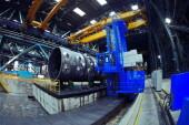 На Атоммаше впервые за 40 лет запущен уникальный станок-гигант