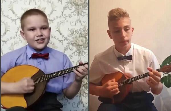 Юные музыканты Волгодонска стали дипломантами международного конкурса по игре на домре
