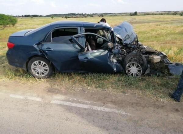 Женщина погибла в ДТП на донской трассе, еще двое пострадали