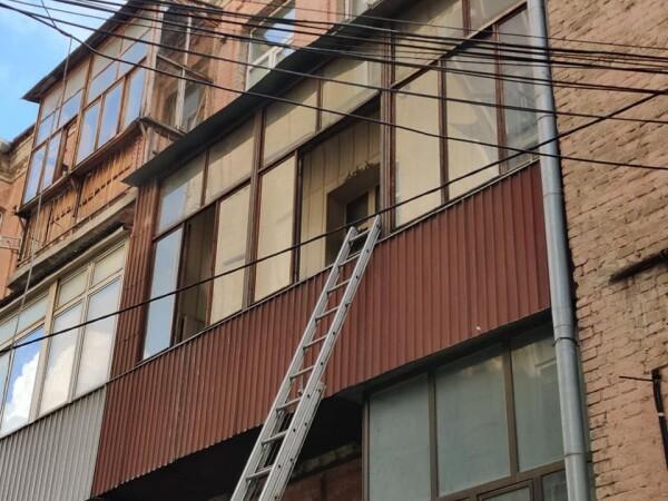 В Волгодонске случился пожар в жилой 17-этажке