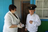 Ветеранам вручили средства мобильной связи