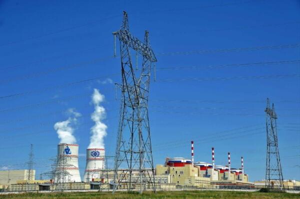 Ростовская АЭС: план по выработке электроэнергии за пять месяцев с начала года выполнен на 104,9 %