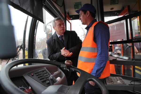 Транспортные предприятия получат компенсации из областного бюджета за работу во время пандемии