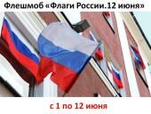 Волгодонцев приглашают принять участие в флешмобе «Флаги России. 12 июня»