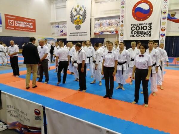 Волгодонская спортсменка Дария Бараева стала первым мастером спорта по всестиливому каратэ в Ростовской области