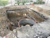 Водоканал завершает замену водовода в старом городе