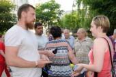 Ростовская АЭС помогает реконструировать Аллею героев в Волгодонске