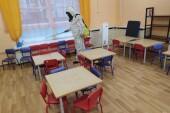Работа детского сада «Тополек» приостановлена для профилактических мероприятий