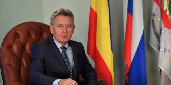 Глава администрации Виктор Мельников поздравил волгодонцев с Днем молодежи