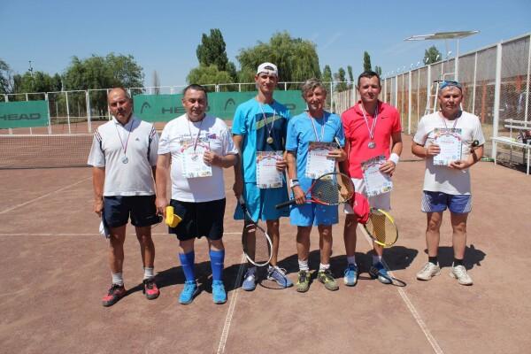 Традиционный открытый городской турнир по теннису – «Кубок города»