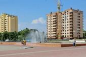 В Волгодонске начали включать фонтаны