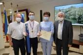 В Информационном центре Ростовской АЭС в рамках отраслевого проекта наградили 126 школьников