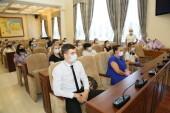 Активистам молодежных объединений и волонтерского движения Волгодонска вручили благодарственные письма