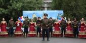 В микрорайонах города проходят праздники, посвященные 70-летнему юбилею Волгодонска
