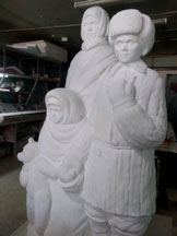 Комиссия по строительству: памятник детям войны установят до конца лета