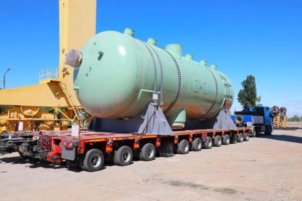 Атоммаш отгрузил парогенератор для строящегося 4-го энергоблока АЭС Куданкулам в Индии