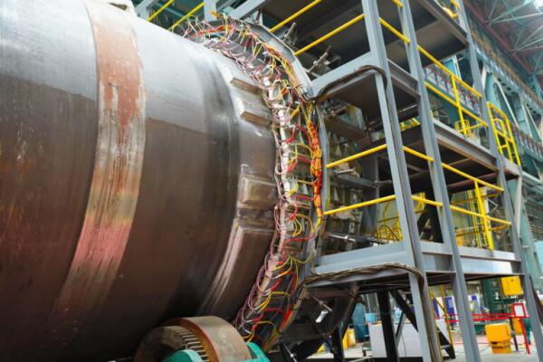 На Атоммаше завершили местную термообработку парогенератора для АЭС Руппур