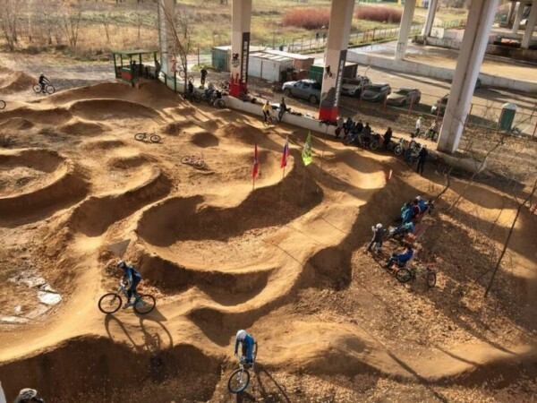 5 июля в Волгодонске пройдут первые состязания на горных велосипедах