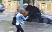 В ближайшие часы в Ростовской области ожидается дождь с ураганным ветром
