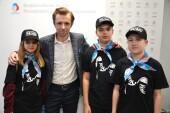 Команда «Кеды» стала призером всероссийского проекта Российского движения школьников