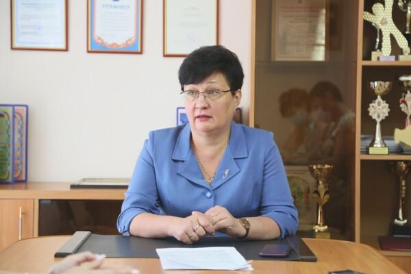 Татьяна Самсонюк: Образовательный процесс в новом учебном году будет организован в очной форме