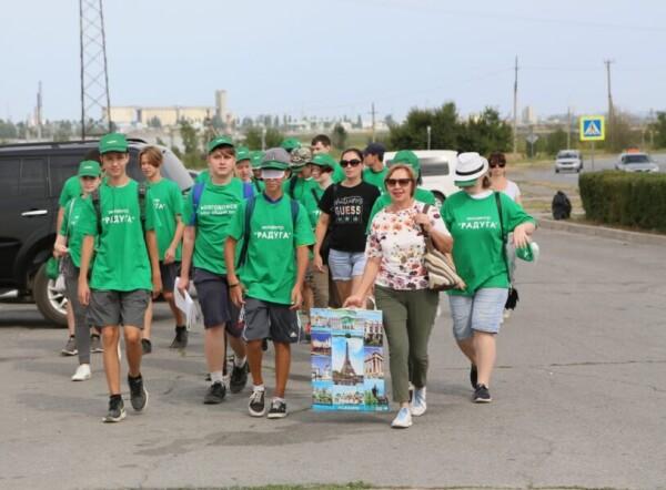 Акция «Вода России» в Волгодонске: активисты-экологи и волонтеры очистили берег залива от мусора