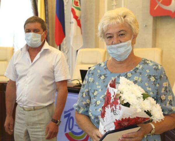 Награждены за вклад в развитие Волгодонска