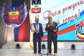 Ветеранская организация Ростовской атомной станции приняла знамя лидера