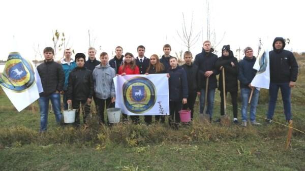 СДЕЛАЕМ ВМЕСТЕ!: казачье сообщество Волгодонска предложило благоустроить сквер на городской набережной