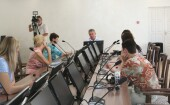Глава администрации Волгодонска Виктор Мельников дал первую пресс-конференцию после введения ограничительных мер
