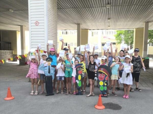 В Волгодонске во вторую смену лагеря с дневным пребыванием посещали 600 школьников