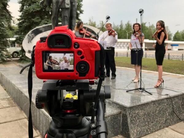 Гастроли участников проекта «10 песен атомных городов» к 75-летию атомной промышленности
