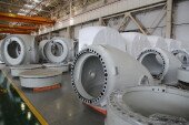 На предприятиях волгодонского промышленного кластера налажен выпуск оборудования для ветроэнергетики