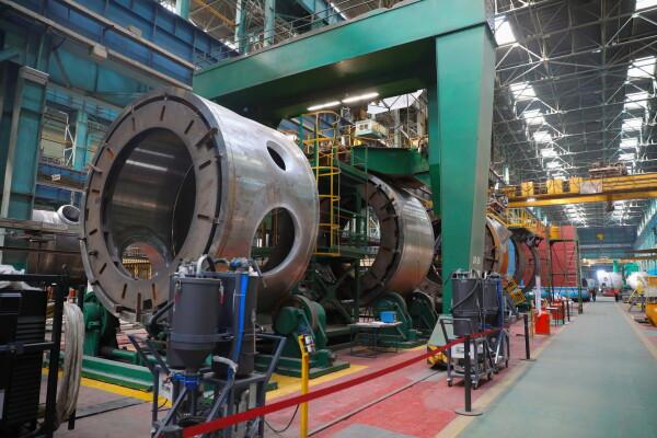 Атоммаш приступил к изготовлению парогенераторов для пятого энергоблока Индийской АЭС «Куданкулам»
