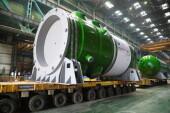 Атоммаш отгрузил первый реактор для дальнего зарубежья