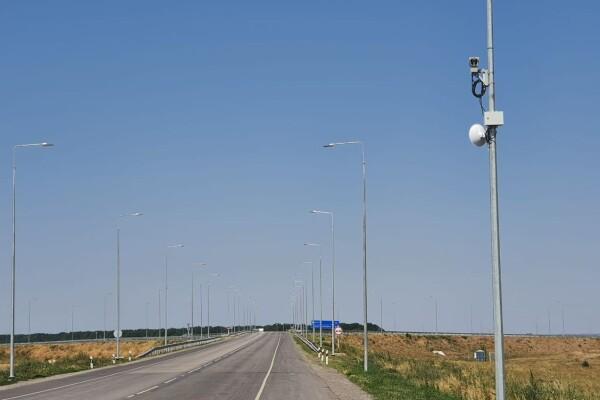 На региональной трассе Ростов-на-Дону – Семикаракорск – Волгодонск заработали два новых комплекса фотовидеофиксации «Кордон»