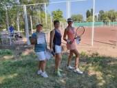 Подведены итоги традиционного городского турнира по теннису