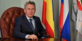 Глава администрации Виктор Мельников поздравил атомщиков Волгодонска с 75-летием атомной промышленности