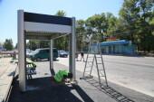 В Волгодонске установлено 13 современных остановок