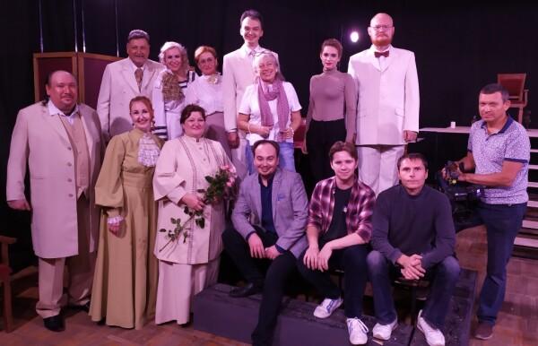 Волгодонский молодежный драматический театр открыл IV сезон